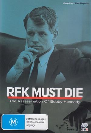 RFK Must Die on DVD image