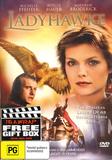 Ladyhawke DVD