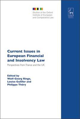 Current Issues in European Financial and Insolvency Law image