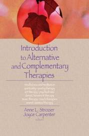 Introduction to Alternative and Complementary Therapies by Terry S. Trepper image