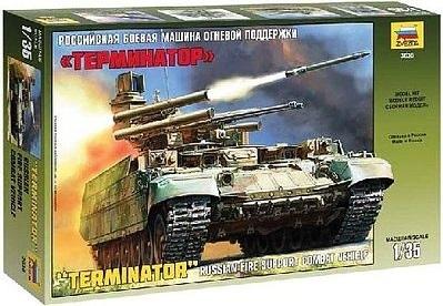 Zvezda: 1/35 BMPT Terminator Model Kit