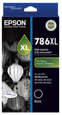 Epson Ink Cartridge - 786XL (Black)