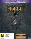 The Hobbit: The Battle of Five Armies - Extended Edition (UV) DVD