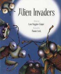 Alien Invaders by Lynn Huggins Cooper image