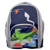 BobbleArt School Backpack - Dinosaur