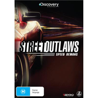 Street Outlaws: Speed Demons on DVD