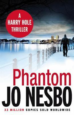 Phantom: No. 7 by Jo Nesbo