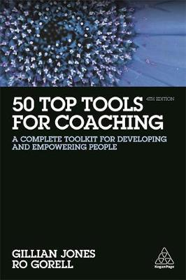 50 Top Tools for Coaching by Gillian Jones image