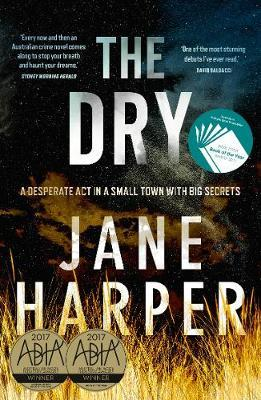 The Dry by Jane Harper image