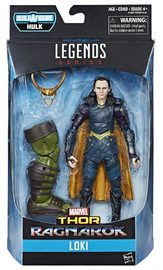 "Marvel Legends: Loki - 6"" Action Figure image"