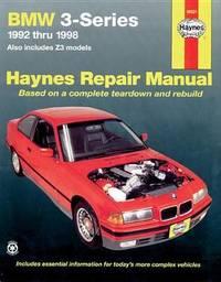 BMW 3-Series (92 - 98) by Robert Rooney