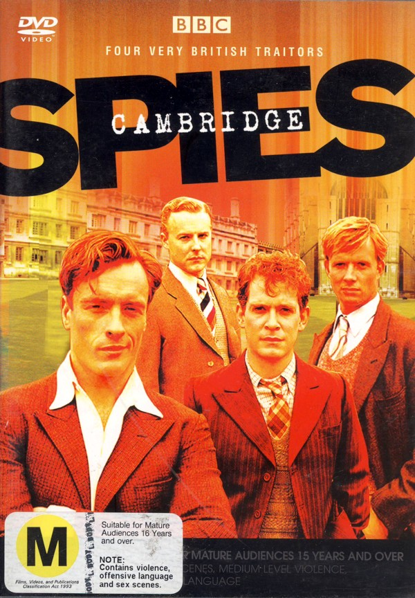 Cambridge Spies (2 Disc Set) on DVD image