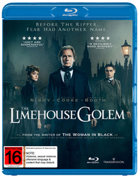 The Limehouse Golem on Blu-ray