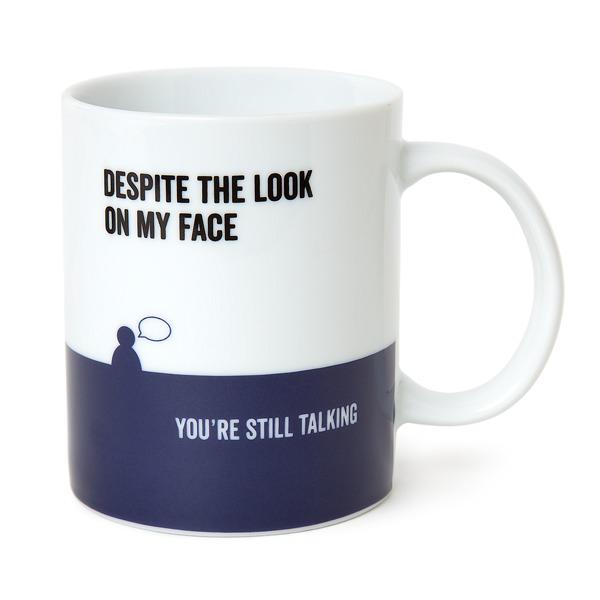 Say It Mug Look On My Face