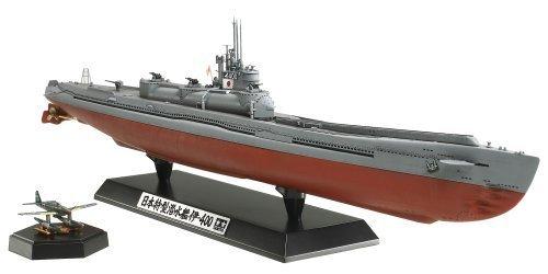 Tamiya 1/350 Japanese Navy Submarine I-400 - Model Kit