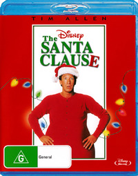 The Santa Clause on DVD