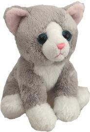Antics: Grey Cat - Mini Plush