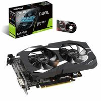 ASUS Dual GeForce GTX 1660 Ti OC Edition 6GB GPU image