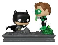 DC Comics: Green Lantern & Batman (Jim Lee) - Pop! Comic Moment Vinyl Figure