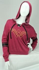 DC Comics: Wonder Woman - Lace-Up Hoodie (Large)