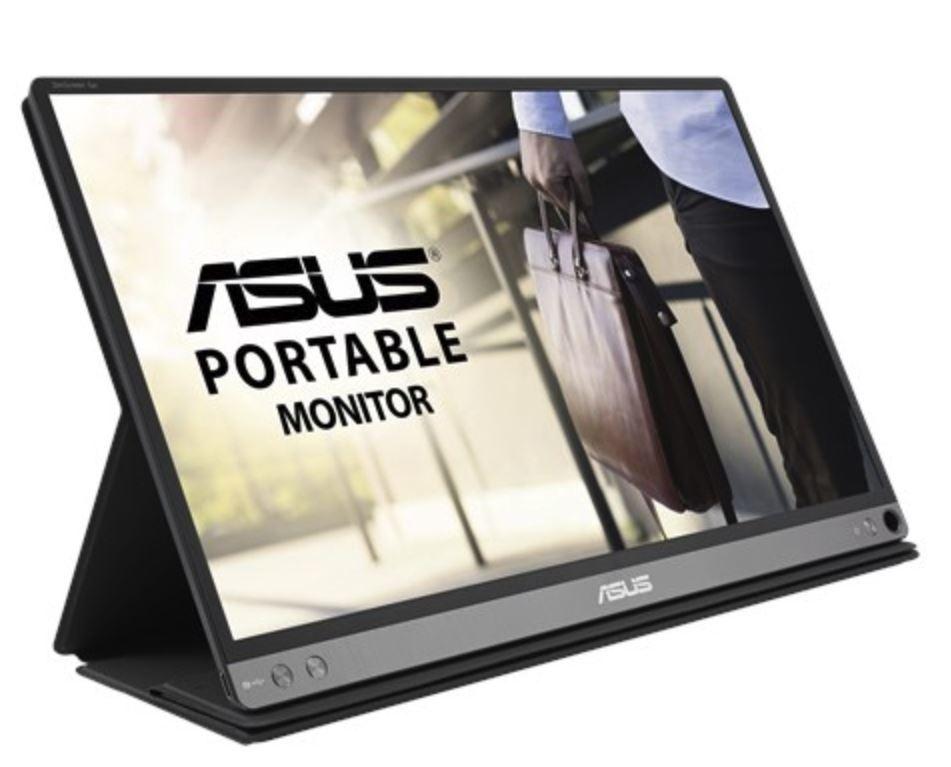 15.6-inch ASUS ZenScreen GO MB16AP Portable USB Monitor image