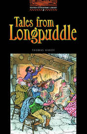 Tales from Longpuddle: 700 Headwords by Thomas Hardy image
