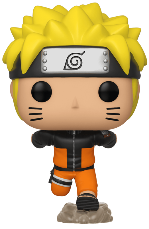 Naruto - Naruto Running Pop! Vinyl Figure