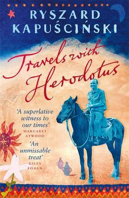 Travels with Herodotus by Ryszard Kapuscinski image