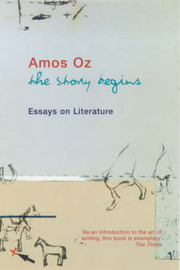 The Story Begins by Amos Oz image