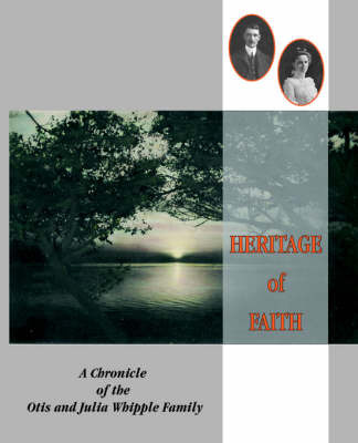 Heritage of Faith by Lorna Whipple Black image