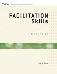 Facilitation Skills Inventory by Ingrid Bens image