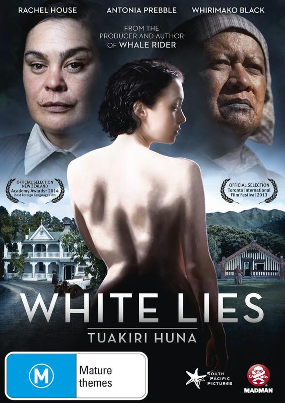 White Lies on DVD