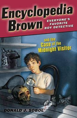 Encyclopedia Brown and the Case of the Midnight Visitor by Donald J Sobol image
