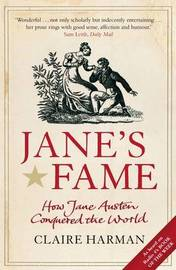 Jane's Fame by Claire Harman image