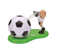 Scotch Refillable Soccer Tape Dispenser with Magic Tape