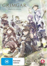 Grimgar, Ashes And Illusions - Complete Series on DVD