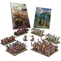 Kings of War The Battle of the Glades: Two Player Battle Set