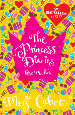 The Princess Diaries: Give Me Five by Meg Cabot image