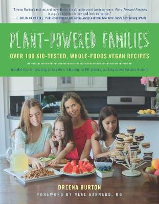 Plant powered families dreena burton book in stock buy now plant powered families by dreena burton image forumfinder Image collections