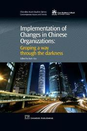 Implementation of Changes in Chinese Organizations image