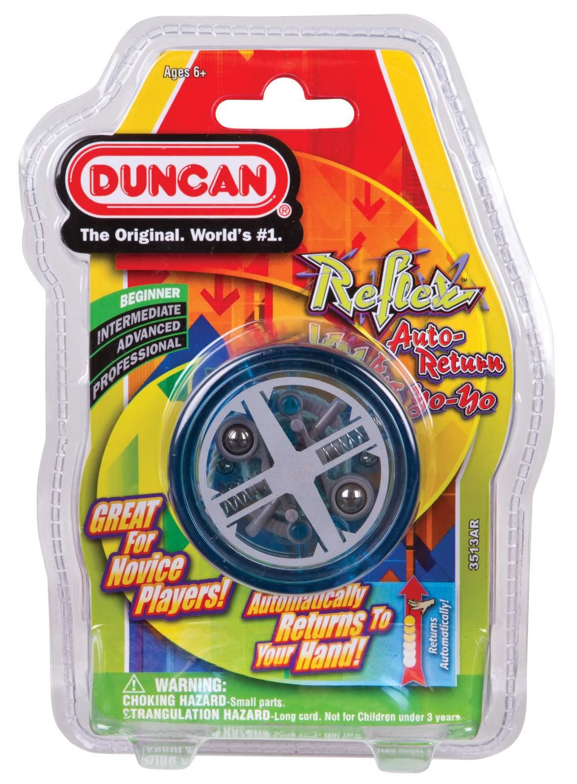 Duncan: Reflex - Auto Return Yo-Yo - Assorted Colours image