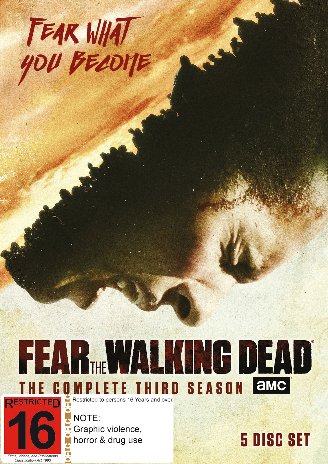 Fear The Walking Dead - The Complete Third Season on DVD image
