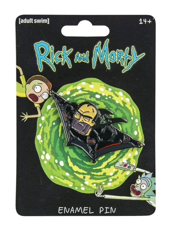 Rick and Morty: Enamel Pin - Jaguar