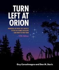 Turn Left at Orion by Guy Consolmagno image
