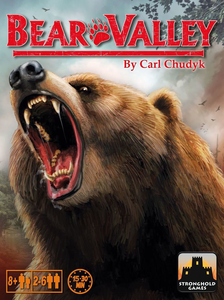Bear Valley- Board Game image