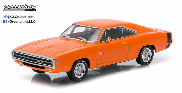 1/43: Dodge Charger R/T - Diecast Model