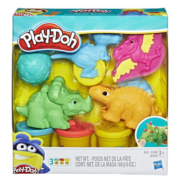 Play-Doh: Dino Tools - Creative Playset