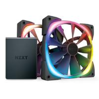 NZXT Aer RGB 2 Starter Kit with 2x Aer RGB 2 Fans (140mm)