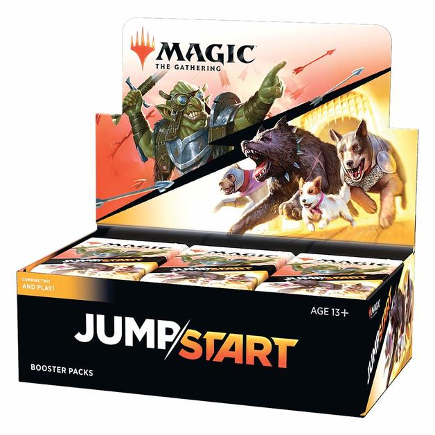 Magic the Gathering: Jumpstart Booster Box