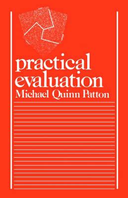 Practical Evaluation by Michael Quinn Patton image